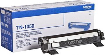 Brother DCP-1510 Kompaktes 3-in-1 Laser-Multifunktionsgerät (Scanner, Kopierer, Drucker) schwarz/weiß - 4