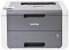 Brother HL-3140CW Farblaserdrucker (USB 2.0, WLAN) grau/weiß - 1