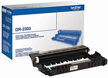 Brother HL-L2300D Monochrome Laserdrucker (2400 x 600 dpi, USB 2.0) schwarz - 4
