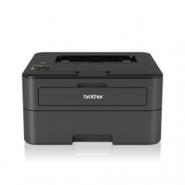 Brother HL-L2340DW Monochrome Laserdrucker (2400 x 600 dpi, WLAN, USB 2.0) schwarz - 1