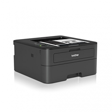 Brother HL-L2340DW Monochrome Laserdrucker (2400 x 600 dpi, WLAN, USB 2.0) schwarz - 2