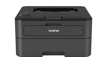 Brother HL-L2365DW Monochrome Laserdrucker (2400 x 600 dpi, Duplex,USB 2.0, WLAN) schwarz - 1