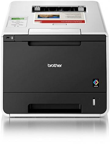 Brother HL-L8250CDN Farblaserdrucker schwarz/weiß - 1