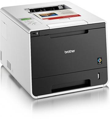 Brother HL-L8250CDN Farblaserdrucker schwarz/weiß - 2