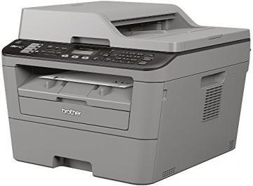 Brother MFC-L2700DN Monolaser-Multifunktionsdrucker (Drucken, scannen, kopieren, faxen, 2.400x600 dpi, USB 2.0 Hi-Speed, Duplex) grau - 3