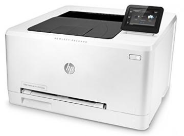 HP Color LaserJet Pro 200 M252dw Farblaserdrucker (A4, Drucker, Ethernet, WLAN, Duplex, USB, 600 x 600 dpi) weiß - 2