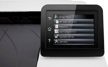 HP Color LaserJet Pro 200 M252dw Farblaserdrucker (A4, Drucker, Ethernet, WLAN, Duplex, USB, 600 x 600 dpi) weiß - 6