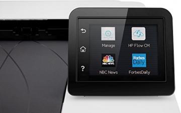 HP Color LaserJet Pro 200 M252dw Farblaserdrucker (A4, Drucker, Ethernet, WLAN, Duplex, USB, 600 x 600 dpi) weiß - 7