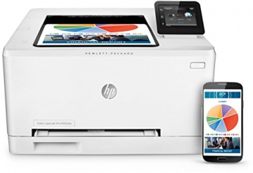 HP Color LaserJet Pro 200 M252dw Farblaserdrucker (A4, Drucker, Ethernet, WLAN, Duplex, USB, 600 x 600 dpi) weiß - 9