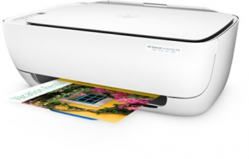 HP Deskjet 3636 Multifunktionsdrucker (A4, WLAN Drucker, Scanner, Kopierer, HP Instant Ink, Apple AirPrint, ePrint, USB, 4800 x 1200 dpi) weiß - 5