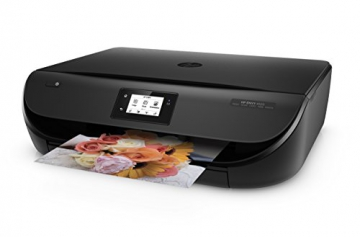 HP Envy 4520 (F0V63B) All in One Multifunktionsdrucker (Fotodrucker, Scanner, Kopierer, 4800 x 1200 dpi, USB, Duplex, WiFi Direct) schwarz - 2