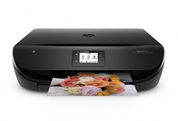 HP Envy 4520 (F0V63B) All in One Multifunktionsdrucker (Fotodrucker, Scanner, Kopierer, 4800 x 1200 dpi, USB, Duplex, WiFi Direct) schwarz - 3