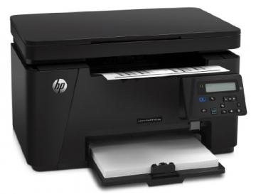HP LaserJet Pro M125nw Mono MFP Laserdrucker (Scanner, Drucker, Kopierer, WLAN, Ethernet, USB 2.0) schwarz - 2
