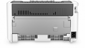 HP LaserJet Pro M12w Schwarzweiß-Laserdrucker (Drucker, WLAN, HP ePrint, Apple Airprint, USB, 600 x 600 dpi) weiß - 5