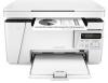HP LaserJet Pro M26nw Schwarzweiß-Laserdrucker Multifunktionsgerät (Drucker, Scanner, Kopierer, WLAN, LAN, HP ePrint, Apple Airprint, USB, 600 x 600 dpi) weiß - 1