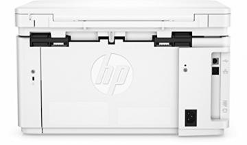HP LaserJet Pro M26nw Schwarzweiß-Laserdrucker Multifunktionsgerät (Drucker, Scanner, Kopierer, WLAN, LAN, HP ePrint, Apple Airprint, USB, 600 x 600 dpi) weiß - 7