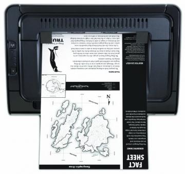 HP LaserJet Pro (P1102w) ePrint Mono Laserdrucker (A4, Drucker, Wlan, USB, 600x600) schwarz - 2