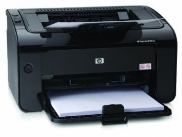 HP LaserJet Pro (P1102w) ePrint Mono Laserdrucker (A4, Drucker, Wlan, USB, 600x600) schwarz - 5