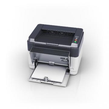 Kyocera Ecosys FS-1041 SW-Laserdrucker (Drucken, 1.200 dpi, USB 2.0) grau/weiß - 8