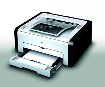 Ricoh SP 211 Mono Laserdrucker (1200 x 600 dpi) - 2