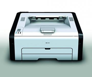 Ricoh SP 211 Mono Laserdrucker (1200 x 600 dpi) - 3
