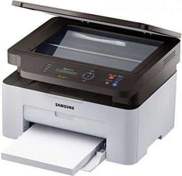 Samsung SL-M2070W/XEC SL-M2070W 3-in-1 schwarz/weiß Laser Multfunktionsgerät (WLAN, USB) - 3
