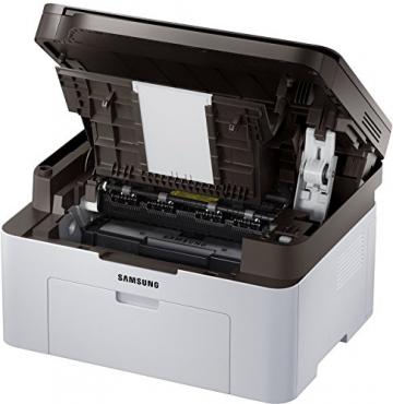 Samsung SL-M2070W/XEC SL-M2070W 3-in-1 schwarz/weiß Laser Multfunktionsgerät (WLAN, USB) - 4