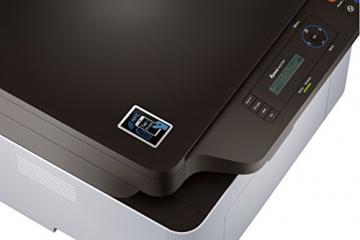 Samsung SL-M2070W/XEC SL-M2070W 3-in-1 schwarz/weiß Laser Multfunktionsgerät (WLAN, USB) - 6