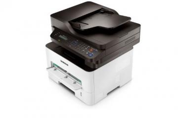 Samsung Xpress M2675FN/XEC Monolaser-Multifunktionsgerät (Drucken, Scannen, Kopieren, Faxen, 4.800 x 600 dpi, 128 MB Speicher, 600 MHz Prozessor) - 9