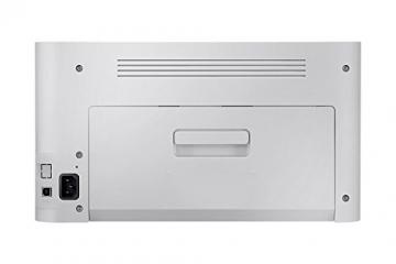 Samsung Xpress SL-C430 Farblaserdrucker (Drucken, 2.400 x 600 dpi, 64 MB Speicher, 400 MHz Prozessor) grau/schwarz - 2