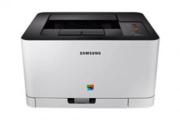 Samsung Xpress SL-C430 Farblaserdrucker (Drucken, 2.400 x 600 dpi, 64 MB Speicher, 400 MHz Prozessor) grau/schwarz - 3