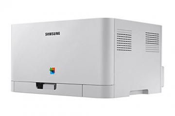 Samsung Xpress SL-C430 Farblaserdrucker (Drucken, 2.400 x 600 dpi, 64 MB Speicher, 400 MHz Prozessor) grau/schwarz - 4