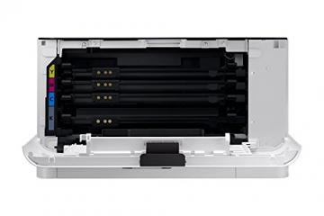 Samsung Xpress SL-C430 Farblaserdrucker (Drucken, 2.400 x 600 dpi, 64 MB Speicher, 400 MHz Prozessor) grau/schwarz - 7